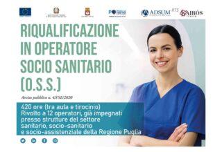 LECCE – Qualifica professionale di Operatore Socio Sanitario (O.S.S.)